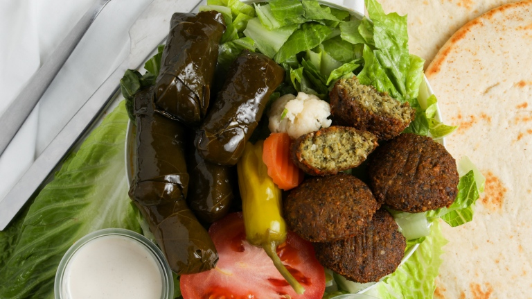 Grape Leaves